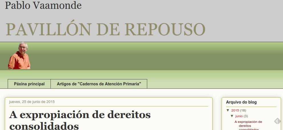 Relatorio de Pablo Vaamonde nas II Xornadas do MGSM