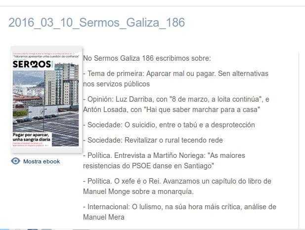 Entrevista a Miguel Anxo García Álvarez en Sermos Galiza, sobre o problema sanitario do suicidio