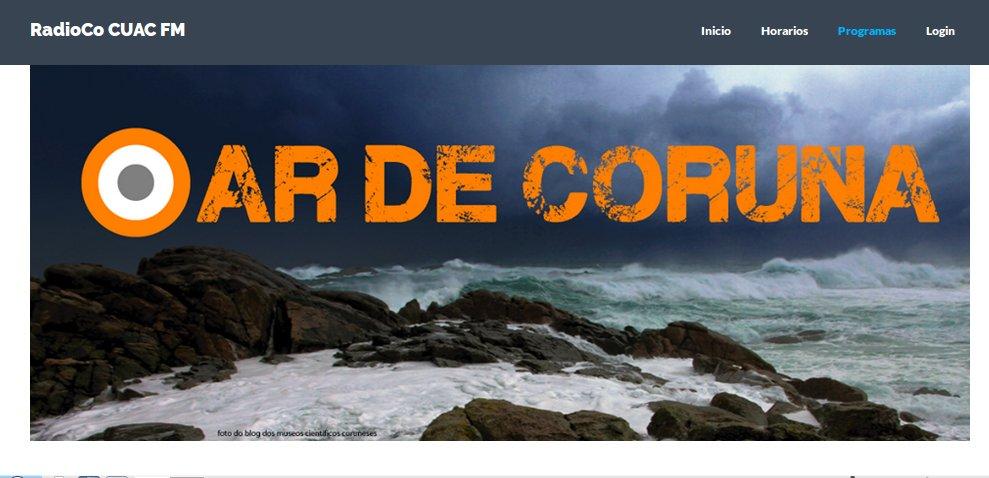 Entrevista con @AArauxo en @CuacFM sobre suicidio e saúde mental na Galiza