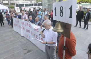 Datos suicidio en Galicia