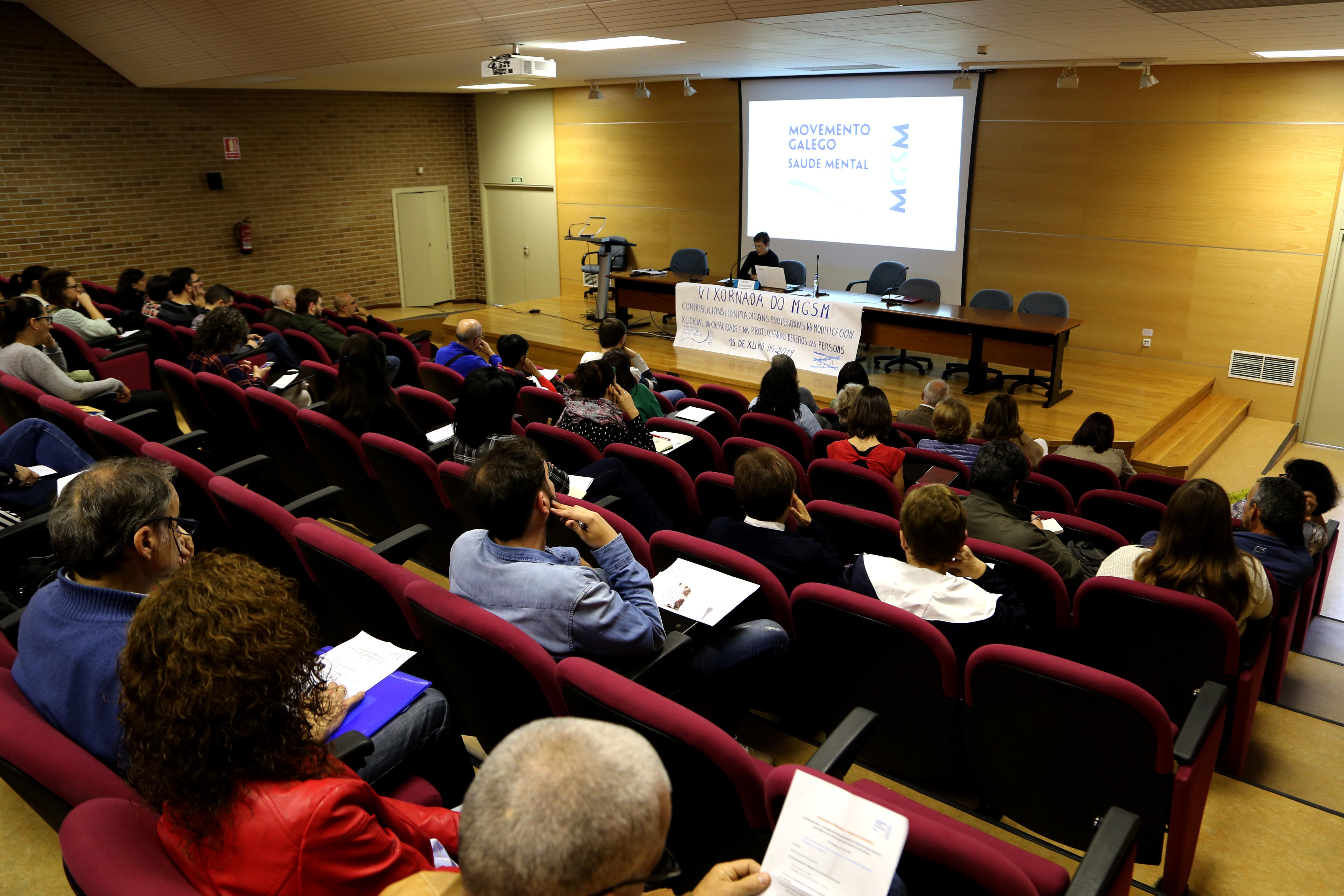 Informe da Asemblea do MGSM en Santiago o día 15 de xuño de 2019, no marco da VI Xornada do Movemento